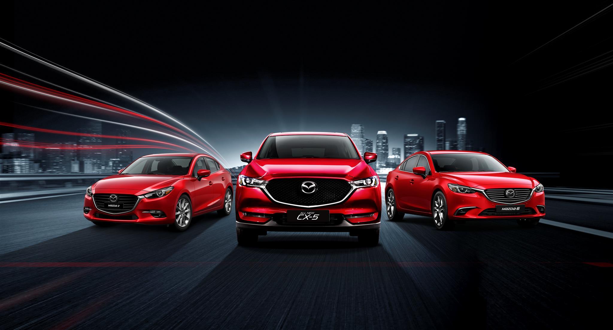Hành trình 100 năm di sản của Mazda